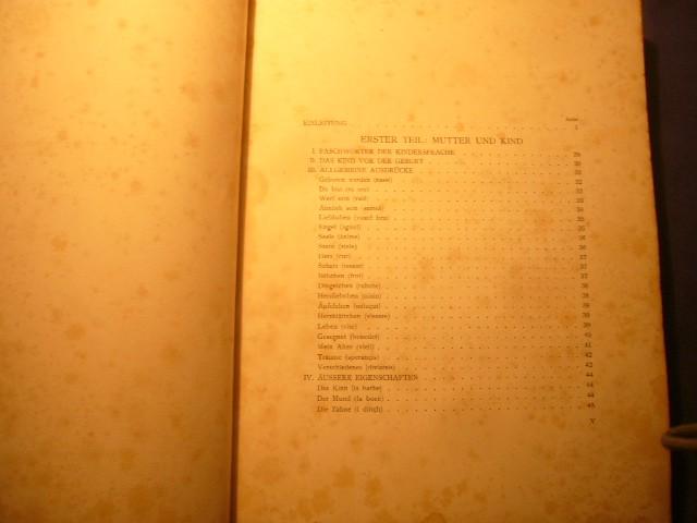 Libros antiguos: Ludwig Salvator:- Zärtlichkeits Ausdrücke und Koseworte in der friulanischen Sprache - (PRAGA, 1915) - Foto 3 - 111572971