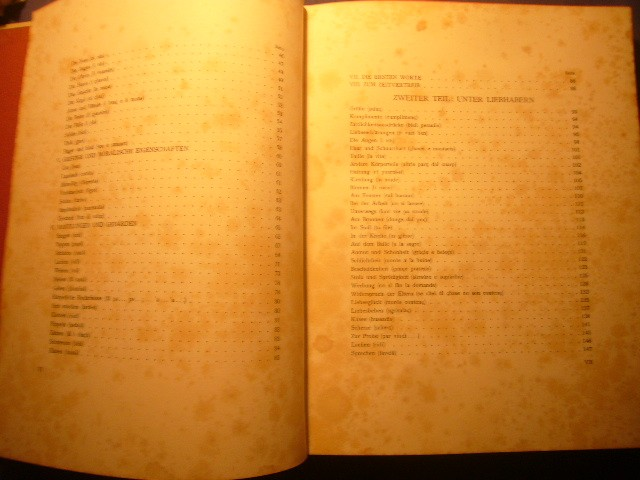 Libros antiguos: Ludwig Salvator:- Zärtlichkeits Ausdrücke und Koseworte in der friulanischen Sprache - (PRAGA, 1915) - Foto 4 - 111572971