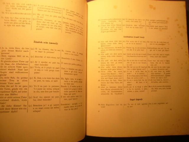 Libros antiguos: Ludwig Salvator:- Zärtlichkeits Ausdrücke und Koseworte in der friulanischen Sprache - (PRAGA, 1915) - Foto 6 - 111572971