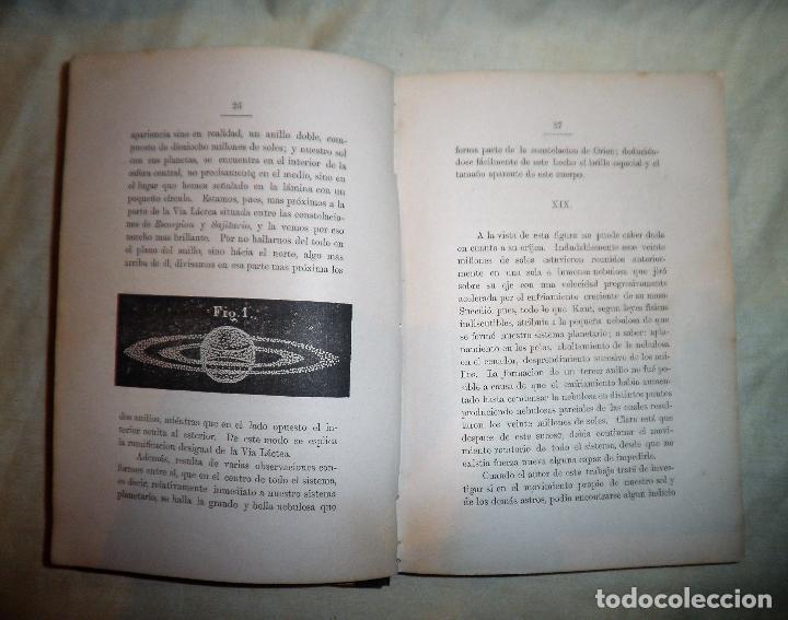 Libros antiguos: ESTUDIO SOBRE LOS TEMBLORES DE LA TIERRA - R.FALB - VALPARAISO AÑO 1877 - ILUSTRADO·MUY RARO. - Foto 5 - 111629379