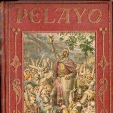 Libros antiguos: PELAYO (ARALUCE, S.F.). Lote 111652163