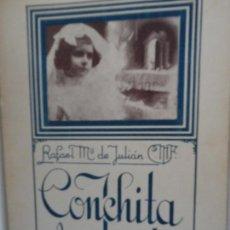 Libros antiguos: CONCHITA DE JESÚS,FLOR EUCARÍSTICA Y MARIANA-P. RAFAEL Mª. DE JULIÁN. Lote 111759595
