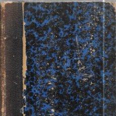 Libros antiguos: LECCIONES DE PRINCIPIOS GENERALES DE LITERATURA ESPAÑOLA. DON PRUDENCIO MUDARRA Y PARRAGA. 1876.. Lote 111760071