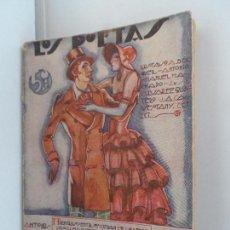 Libros antiguos: LOS POETAS ANTOLOGIA SEGUNDA 80 PAGINAS AÑO 1929. Lote 111762675