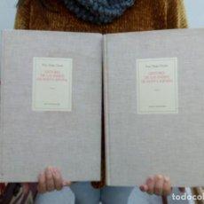 Libros antiguos: TUBAL HISTORIA DE LAS INDIAS DE NUEVA ESPAÑA E ISLAS DE LA TIERRA FIRME 35 CM ARPILLERA 3200 GR . Lote 111874355