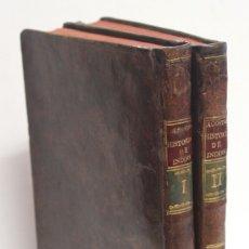 Libros antiguos: HISTORIA NATURAL Y MORAL DE LAS INDIAS, EN QUE SE TRATAN LAS COSAS NOTABLES DEL CIELO, ELEMENTOS, ME. Lote 109022298