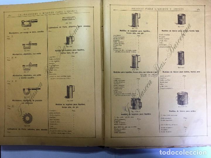 Libros antiguos: CATALOGO GENERAL DE FERRETERIA J. VILASECA BAS - BARCELONA - AÑO 1924 - Foto 21 - 111916663