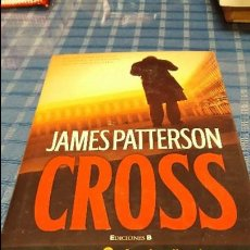 Libros antiguos: CROSS JAMES PATTERSON. Lote 112013607