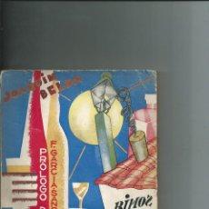 Libros antiguos: VINOS DE ESPAÑA JOAQUÍN BELDA 1929. Lote 112055087