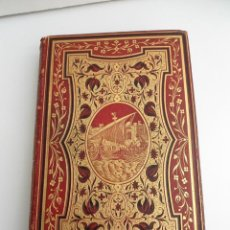 Libros antiguos: LAS AVENTURAS DEL CAPITAN MAGON O UNA EXPLORACION FENICIA - LEON CAHUN - ED. X. DE LASSALLE 1877. Lote 112068915