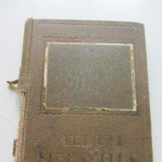 Libros antiguos: ALBUM MARAVELLA - VOL. IV - PROV. TARRAGONA - ED. CATALONIA - AÑO 1931 - CON TODOS LOS CROMOS C95SA. Lote 112143291