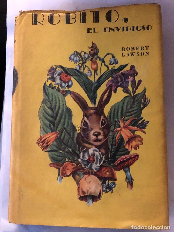 Libros antiguos: Coleccion Robin Hood 6 (3+3)(48€) - Foto 3 - 112145975