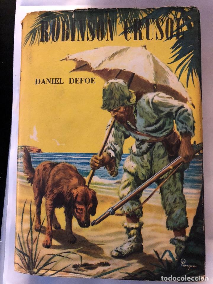 Libros antiguos: Coleccion Robin Hood 6 (3+3)(48€) - Foto 4 - 112145975