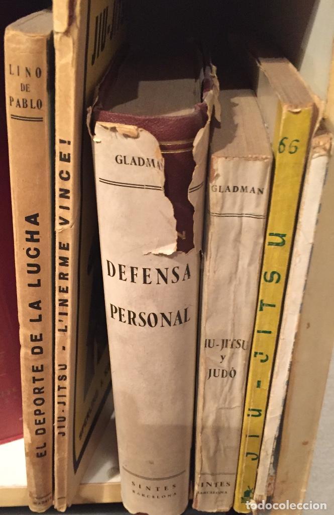 LIBROS DEFENSA PERSONAL(6)(48€) (Libros Antiguos, Raros y Curiosos - Literatura Infantil y Juvenil - Otros)