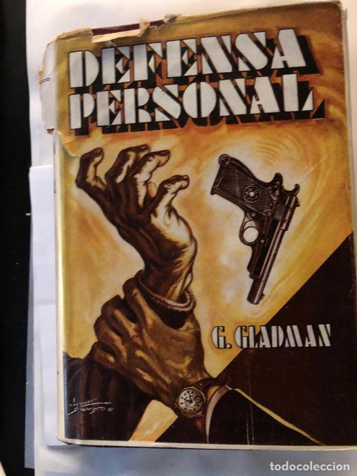 Libros antiguos: Libros Defensa Personal(6)(48€) - Foto 3 - 112148875