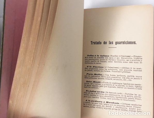 Libros antiguos: Déliva : Manual de Cocina Moderna. Más de 700 recetas... (M., 1912. 1ª edición - Foto 3 - 112184691