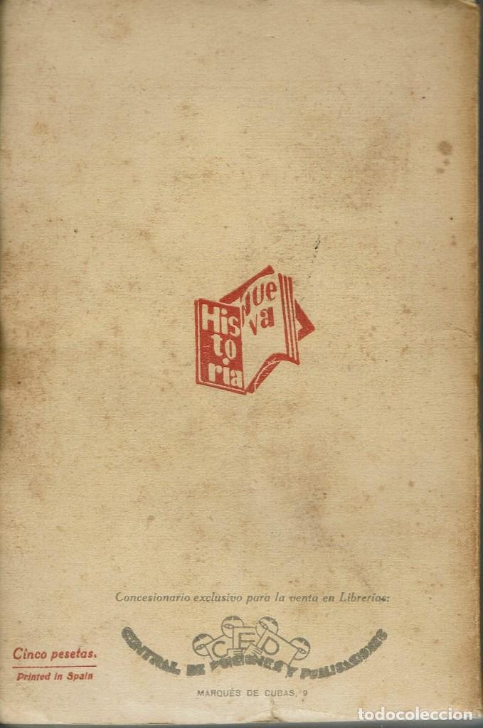 Libros antiguos: JUSTO EL EVANGÉLICO (NOVELA DE SARCASMO SOCIAL Y CRISTIANO), POR JOAQUÍN ARDERÍUS. AÑO 1929. (13.2) - Foto 2 - 112206971