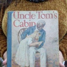 Libros antiguos: TUBAL 1930 LA CABAÑA DEL TIO TOM 26 CM 400 GRS 64 PGS. Lote 112215507