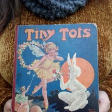 Libros antiguos: TUBAL 1930 WINTER DAYS CUENTO INFANTIL 28 CM 495 GRS. Lote 112224803