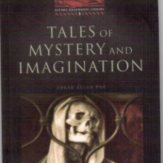 Libros antiguos: TALES OF MYSTERY AND IMAGINATION. EDGAR ALLAN POE.. Lote 112363227