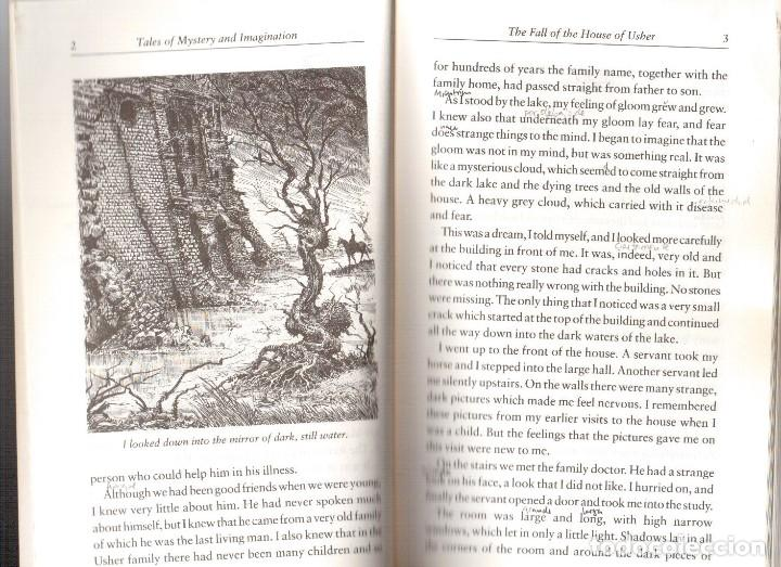 Libros antiguos: TALES OF MYSTERY AND IMAGINATION. EDGAR ALLAN POE. - Foto 3 - 112363227
