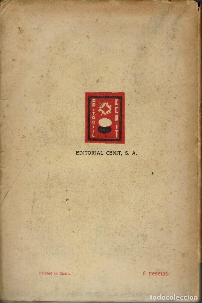 Libros antiguos: EL INFIERNO, POR HENRI BARBUSSE. AÑO 1931. (1.3) - Foto 2 - 112441403