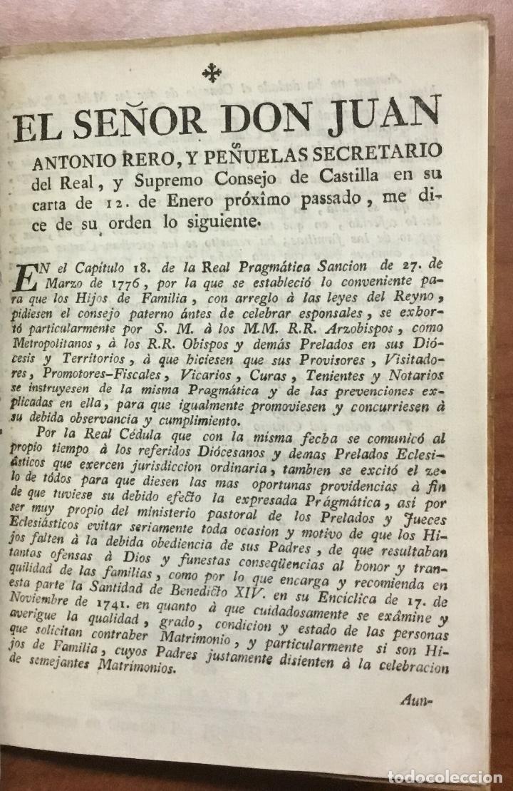 Libros antiguos: NUEVA PLANTA DE LA REAL AUDIENCIA DEL PRINCIPADO DE CATALUÑA, ESTABLECIDA POR SU MAGESTAD, Con Decre - Foto 10 - 112436507