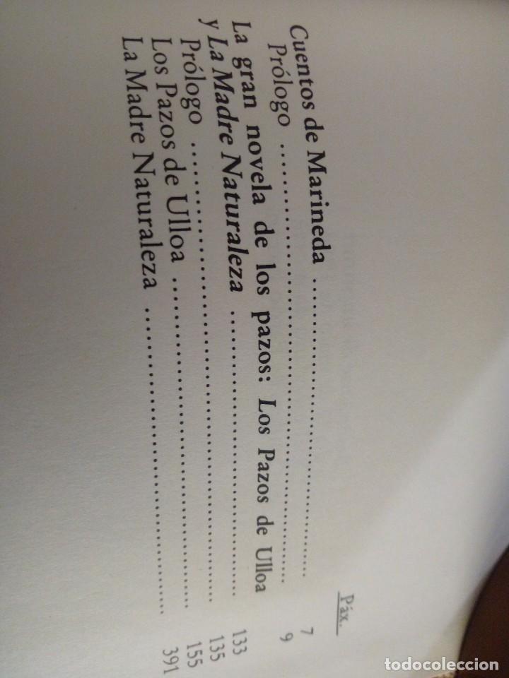 Libros antiguos: Cuentos y novelas de la tierra Pardo Bazán Pazos de Ulloa - Foto 5 - 112445083