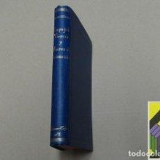 Libros antiguos: CASTIÑEIRAS, JULIO R.: EMPUJE DE TIERRAS Y MUROS DE SOSTENIMIENTO. Lote 112513627