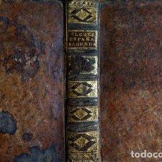 Libros antiguos: FLÓREZ, ENRIQUE. ESPAÑA SAGRADA, VI. DE LA SANTA IGLESIA DE TOLEDO EN QUANTO METROPOLITANA. 1751.. Lote 112514271