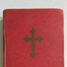 Libros antiguos: MORRIS WEST EL ABOGADO DEL DIABLO BARCELONA 1962 LUIS DE CARALT COLECCION GIGANTE. Lote 112529295