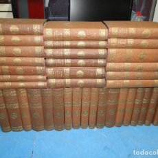 Libros antiguos: HISTORIA DE LOS PAPAS DESDE FINES DE LA EDAD MEDIA (38 VOL.).PASTOR, LUDOVICO. Lote 112561059