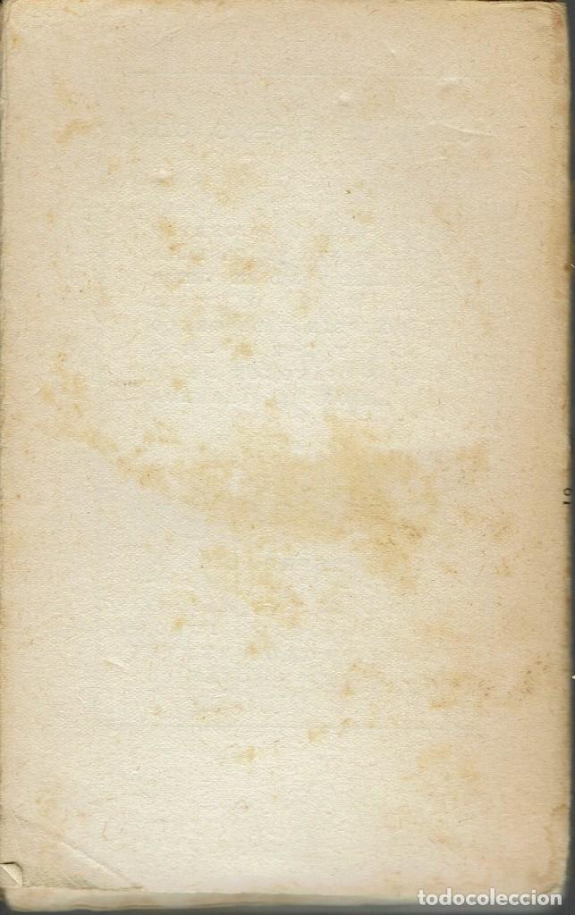 Libros antiguos: LA LUCHA POR LA VIDA. MALA HIERBA, POR PÍO BAROJA. AÑO ¿1918? (3.3) - Foto 3 - 112588579