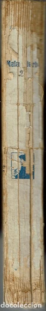 Libros antiguos: LA LUCHA POR LA VIDA. MALA HIERBA, POR PÍO BAROJA. AÑO ¿1918? (3.3) - Foto 4 - 112588579