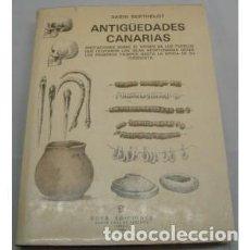 Libros antiguos: ANTIGÜEDADES CANARIAS. Lote 112601699