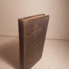 Libros antiguos: MANUAL DE CORTE Y CONFECCIÓN. D. CESÁREO HERNANDO DE PEREDA. 2° EDICIÓN.. Lote 112658404