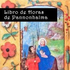 Libros antiguos: ESTUDIO DEL LIBRO DE HORAS DE PANNONHALMA. Lote 112765075