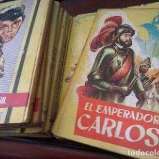 Libros antiguos: 9 LIBROS COLECCIÓN JUVENIL FERMA AÑOS 50. Lote 112935551