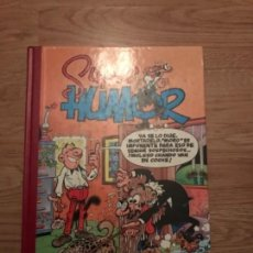 Libros antiguos: SUPER HUMOR BRUGUERA MORTADELO Y FILEMON TOMO 13. Lote 113028367