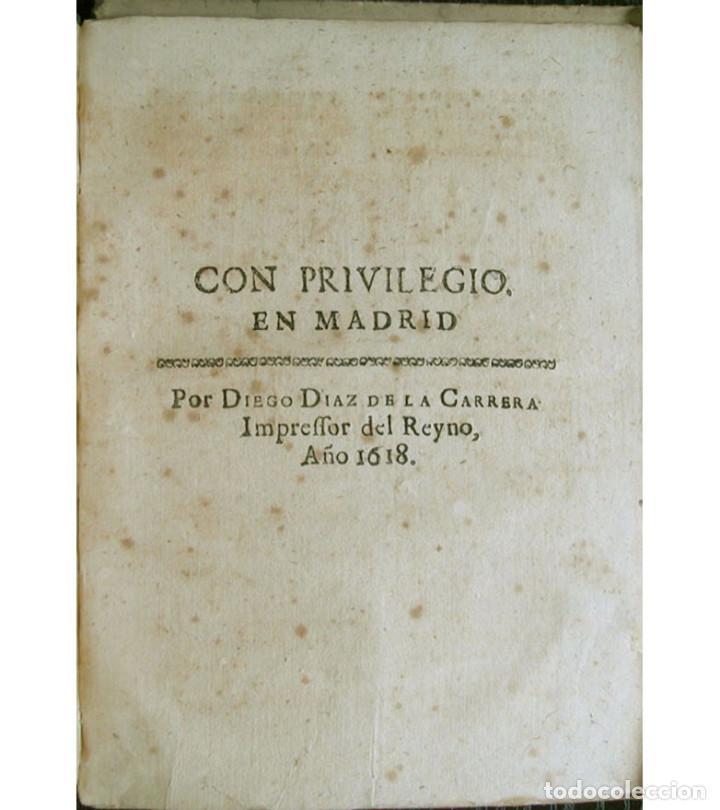 Libros antiguos: BISACCIONI, Maiolino. Guerras Civiles de Inglaterra y trágica muerte de su Rey Carlos. Madrid, 1658. - Foto 3 - 113058471