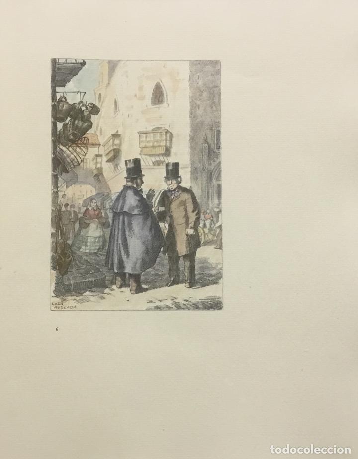 Libros antiguos: LA BARCELONA DELS NOSTRES AVIS. - ANGLADA, Lola. [Bibliofília.] - Foto 11 - 109023435