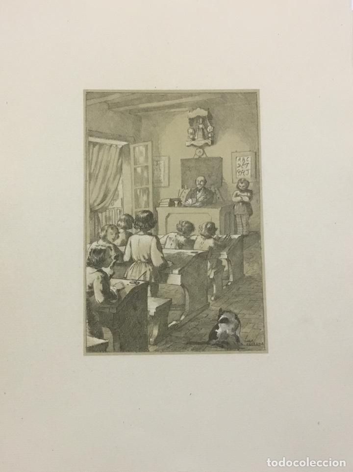 Libros antiguos: LA BARCELONA DELS NOSTRES AVIS. - ANGLADA, Lola. [Bibliofília.] - Foto 12 - 109023435