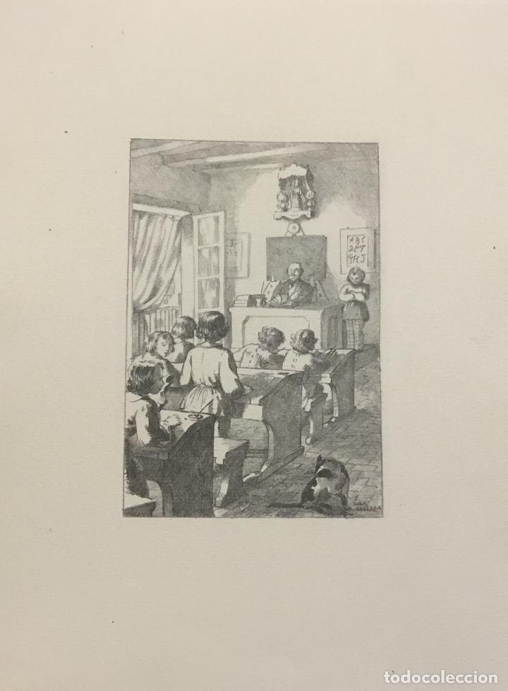 Libros antiguos: LA BARCELONA DELS NOSTRES AVIS. - ANGLADA, Lola. [Bibliofília.] - Foto 13 - 109023435