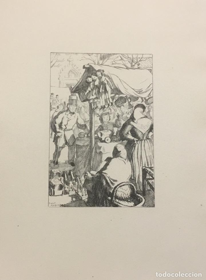 Libros antiguos: LA BARCELONA DELS NOSTRES AVIS. - ANGLADA, Lola. [Bibliofília.] - Foto 15 - 109023435