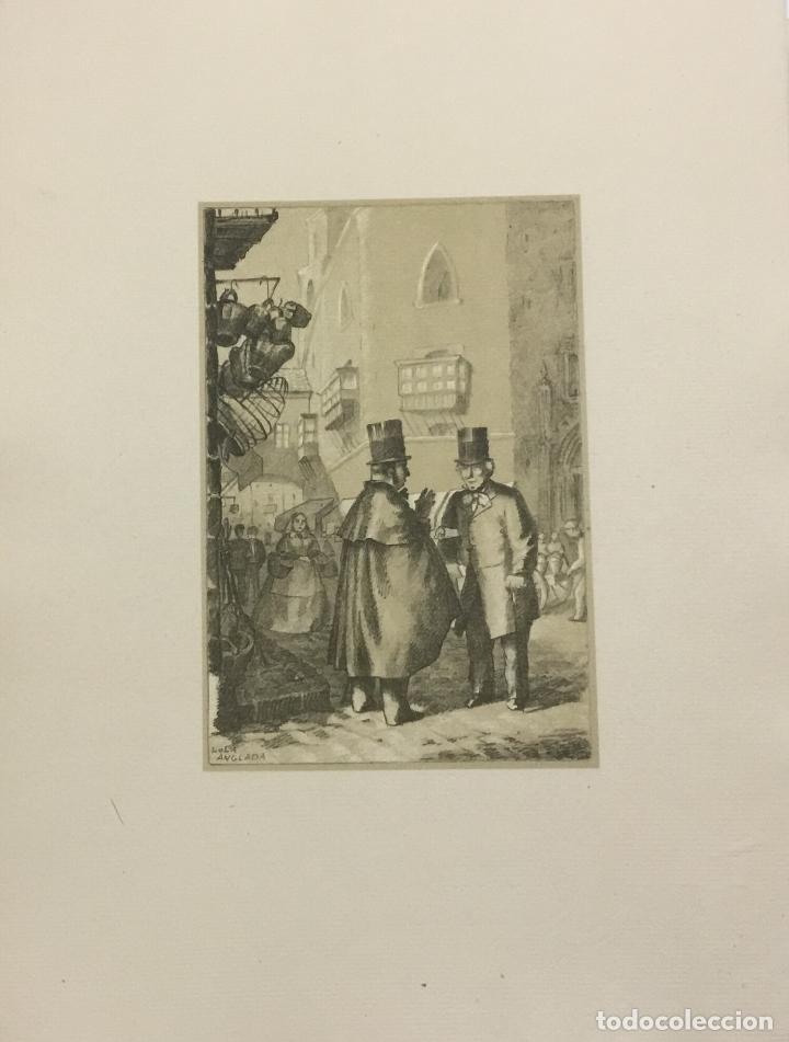 Libros antiguos: LA BARCELONA DELS NOSTRES AVIS. - ANGLADA, Lola. [Bibliofília.] - Foto 19 - 109023435