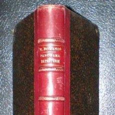 Libros antiguos: MESONERO ROMANOS, RAMÓN DE: PANORAMA MATRITENSE (PRIMERA SERIE DE LAS ESCENAS) 1832 A 1835 . Lote 113116799