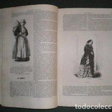 Libros antiguos: MESONERO ROMANOS, RAMÓN DE: ESCENAS MATRITENSES. CON: LOS ESPAÑOLES PINTADOS POR SI MISMOS. Lote 113117111