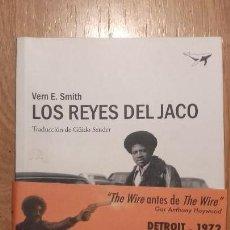Libros antiguos: LOS REYES DEL JACO- VERN SMITH -BLAXPLOITATION. Lote 194602503