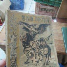 Livres anciens: LIBRO ALBUM POETICO R MOLINAS 1885 REGALO A LOS SUSCRITORES DE LA ILUSTRACIÓN IBÉRICA ART-548-119. Lote 113226875