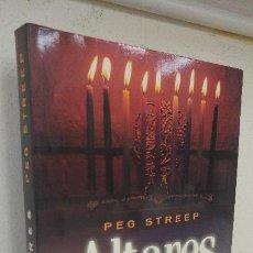 Livres anciens: ALTARES. COMO CREAR UN ESPACIO SAGRADO PEG STREEP. Lote 112997059